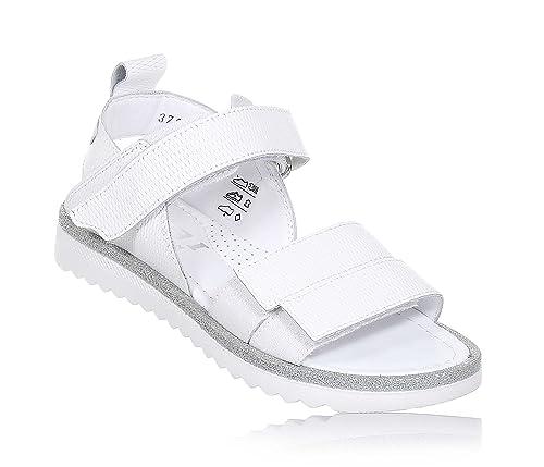 1dc067271 Ciao Bimbi - Sandalias de Vestir para Niña Blanco Size  31 EU  Amazon.es   Zapatos y complementos