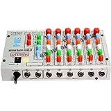 Medha D.J. Plus Iron Sound Mixer ,Black