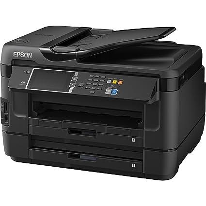 Epson WorkForce 7620 Inkjet Multifunction Printer