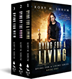 Dying for a Living Boxset: Books 1-3 of Dying for a Living series (English Edition)