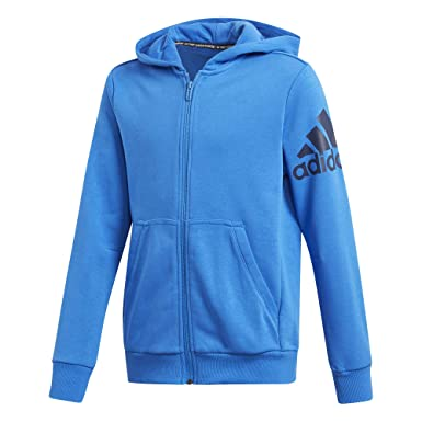 adidas Performance Jungen Sweatjacke Must Haves Badge of Sport ...