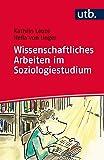 Wissenschaftliches Arbeiten im Soziologiestudium