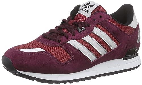 Adidas Originals ZX 700, Herren Sneakers, Rot (Collegiate (Collegiate (Collegiate Burgundy 4a3fa5