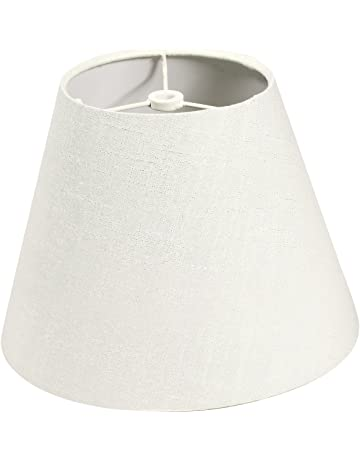 25c46684bce Lamp Shade IMISI Linen Fabric White Lamp Shade Small 5