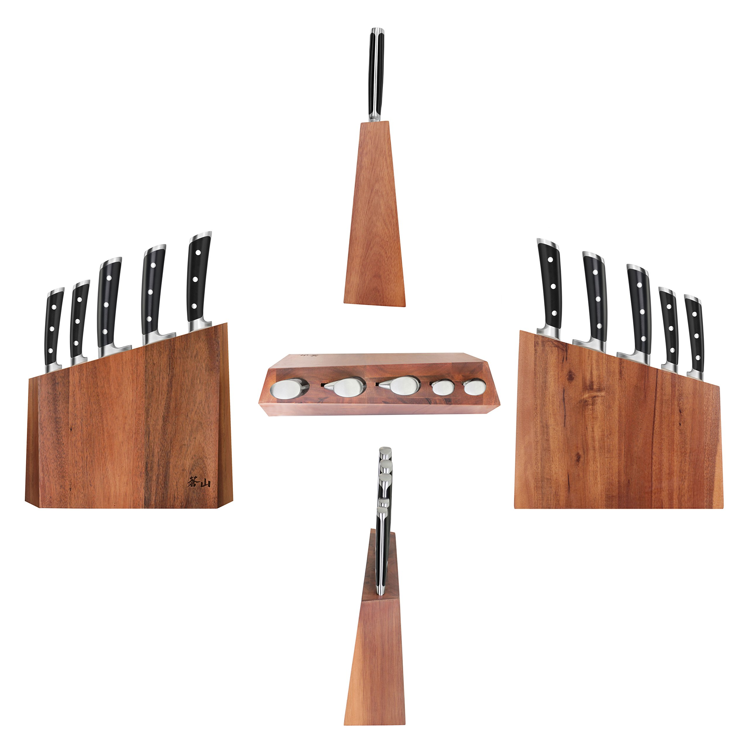 Cangshan S Series 59656 6-Piece German Steel Forged Knife Block Set by Cangshan (Image #6)