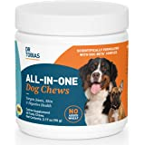 Dr. Tobias All-in-One Dog Chews Canine Supplement, 60 Count