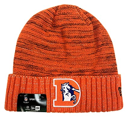 Image Unavailable. Image not available for. Color  New Era Denver Broncos  Knit Beanie ... 1d1b62962