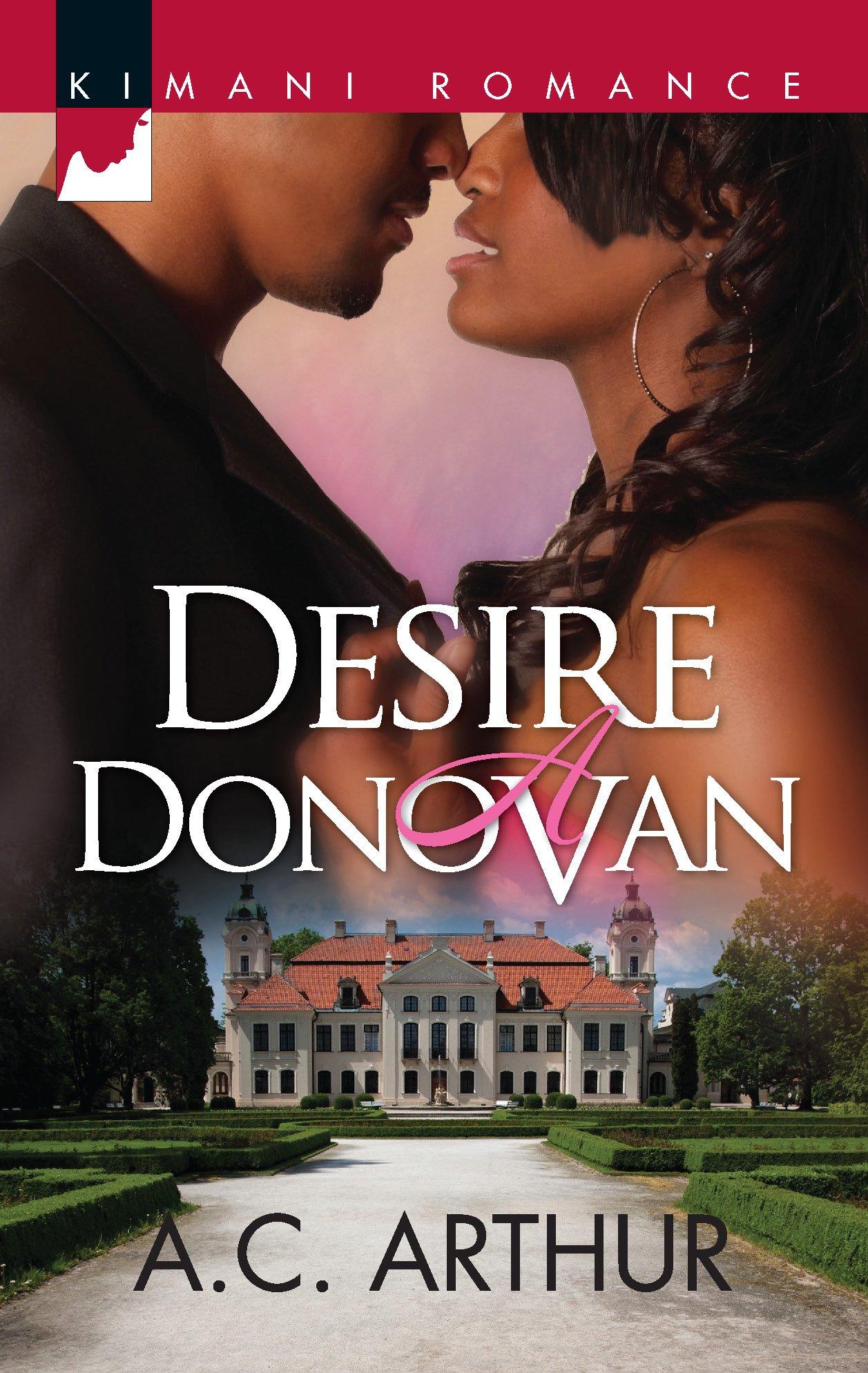 Amazon.com: Desire a Donovan (The Donovans) (9780373862627): A.C. Arthur:  Books