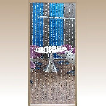 Schwerer Türvorhang lounge design türvorhang design delights raumteiler vorhang l66