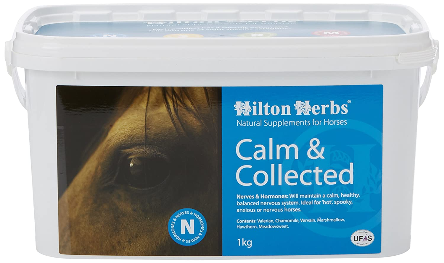 May Vary 2.2lbs May Vary 2.2lbs Hilton Herbs Calm and Collected 1 kg
