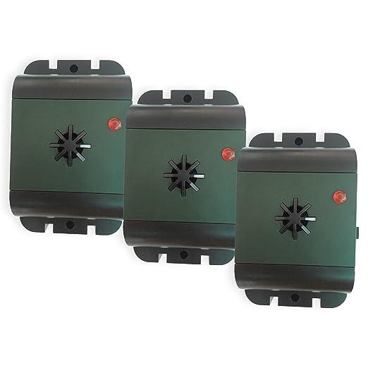 2 opinioni per ISOTRONIC dispositivi di allontanamento uccelli a batteria a ultrasuoni saccia