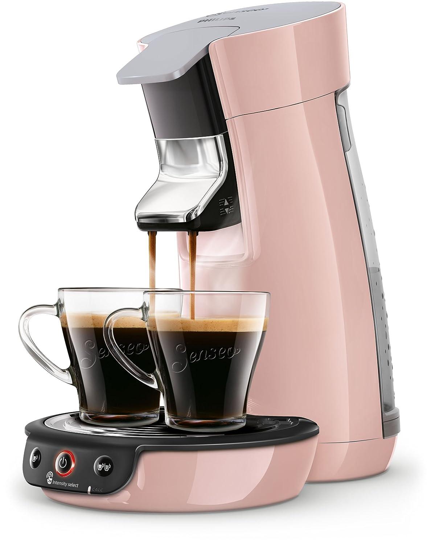 Philips Senseo hd6563/30Viva Cafe macchina per caffè, Rose