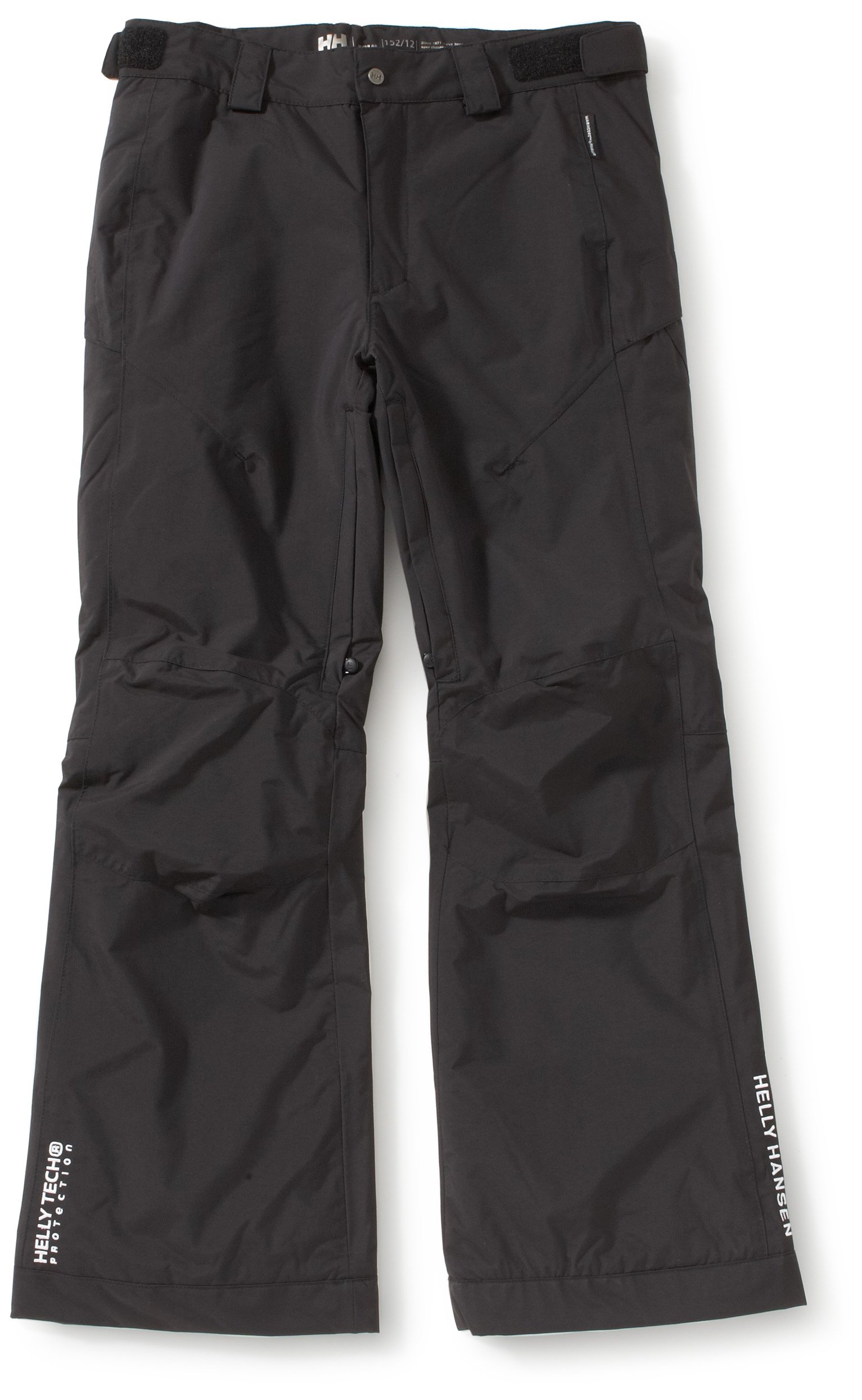 Helly Hansen Boy's Legend Pant, Black, 16