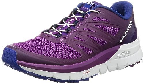 Salomon Sense Pro MAX W, Zapatillas de Trail Running para Mujer: Amazon.es: Zapatos y complementos
