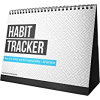 The positive store | Habit Tracker Daily, Weekly and Monthly Planner [Undated]