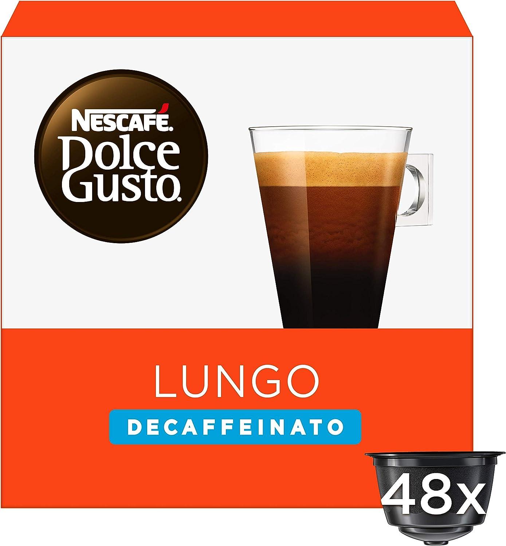 Nescafé Dolce Gusto Magnum Café Lungo - Cápsulas de Café - 3 x 30 ...