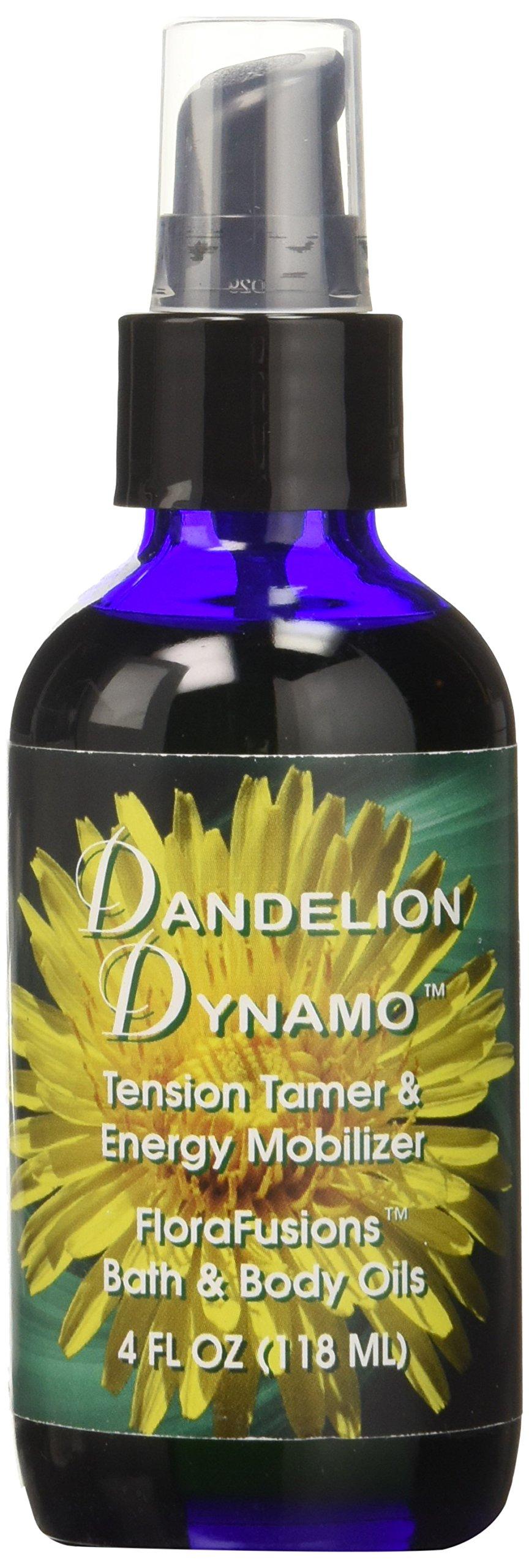 Flower Essence Services Dandelion Dynamo Pump Top, 4 Ounce by Flower Essence Services