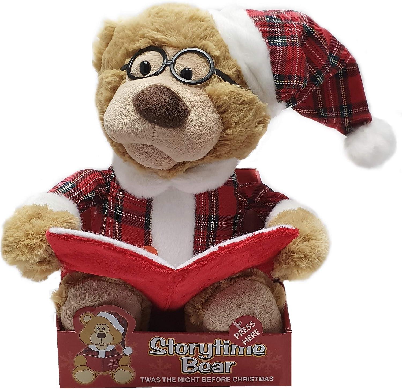 Christmas Storytime Papa Bear /'Twas The Night Before Christmas/' Story Time