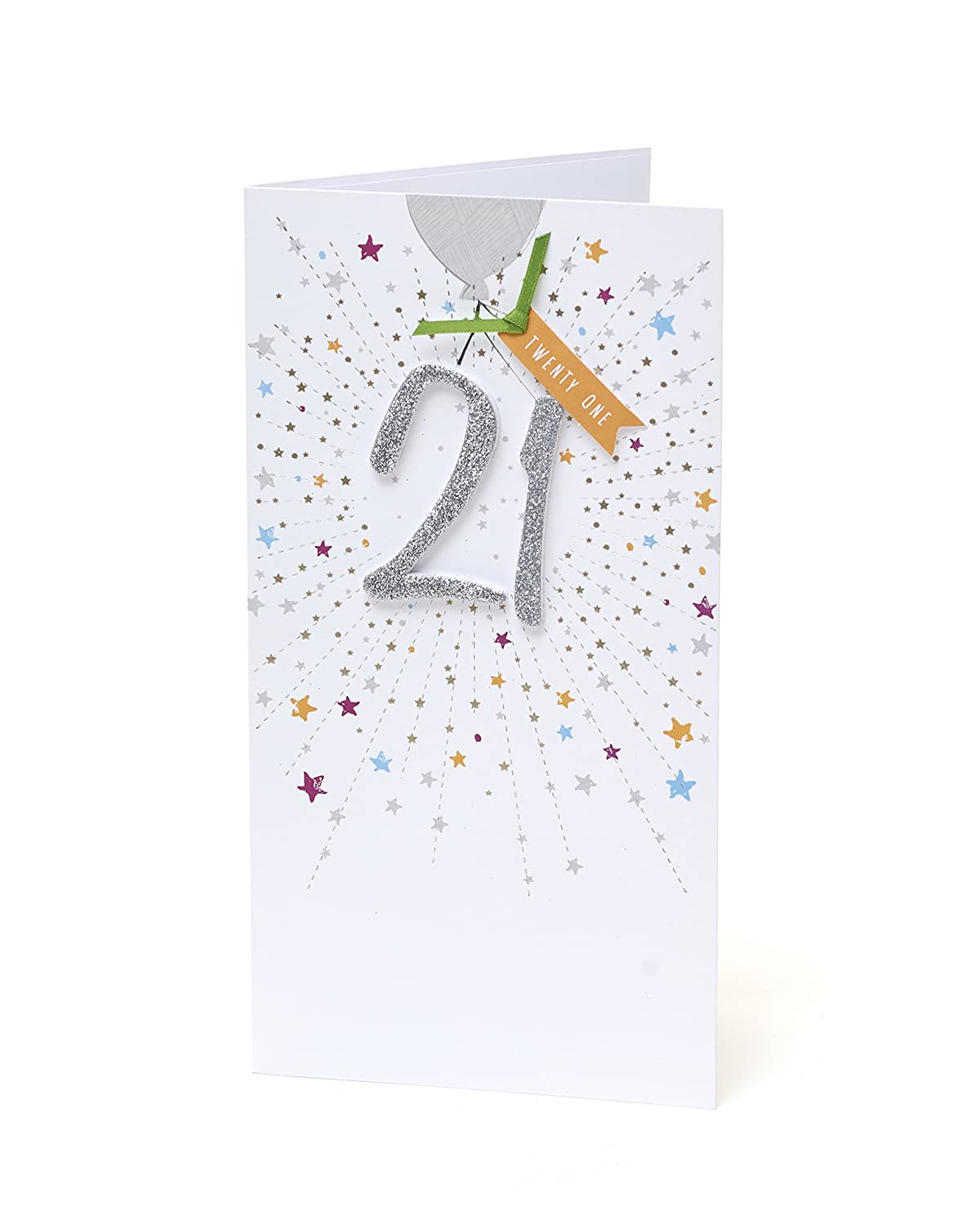 21st Birthday Gifts Birthday Gifts for Him Birthday Gifts for Her 21st Birthday Card Ideal Gift Card Age 21 Birthday Card