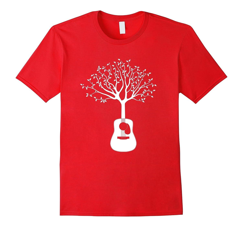 Guitar Tree T-Shirt-Art