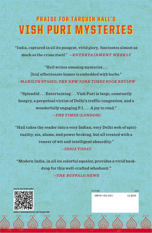 The Case Of The Lovemandos: From The Files Of Vish Puri, India's Most  Private Investigator: Tarquin Hall: 9781451613261: Amazon: Books