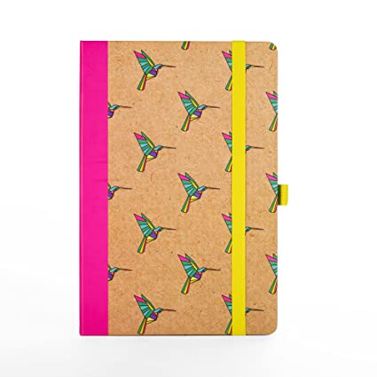 Amazon Mustard Origami Notebook Office Products