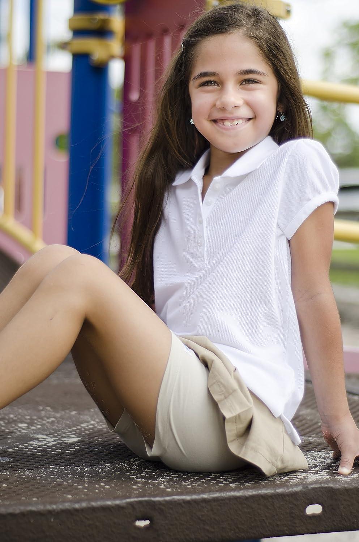 All in One Girls Under Shorts Modesty Shorts Underwear Under Dress Shorts for Girls