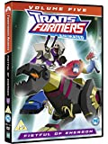 Transformers Animated: Volume 5 - Fistful Of Energon [DVD]