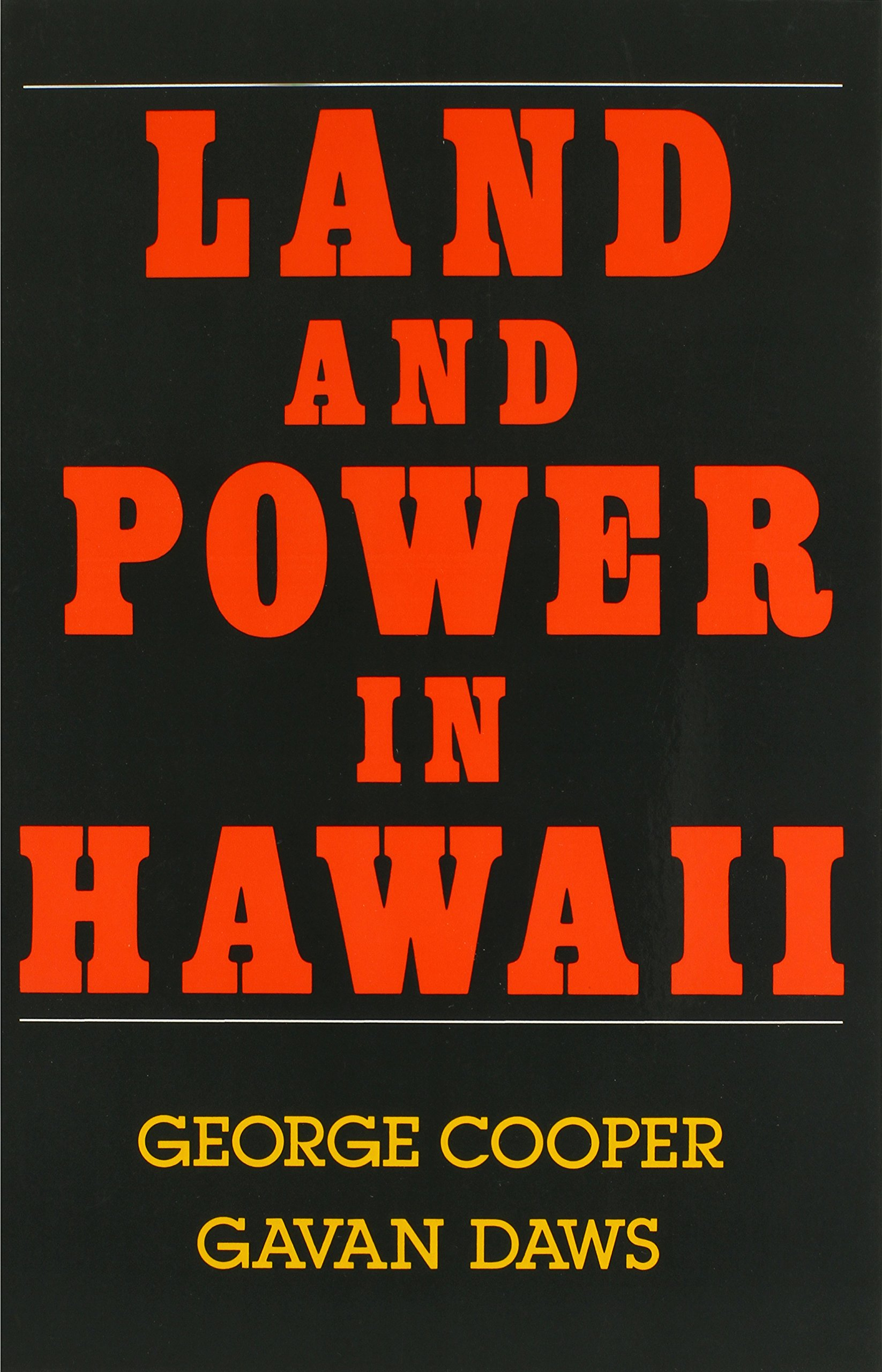 Land Power Hawaii Democratic Years product image