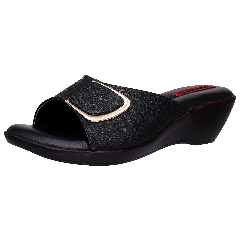 1 WALK Comfortable Women's- Heel/Wedges/Fashion/Sandals/Fancy WEAR/Party WEAR/Original/Casual Footwear