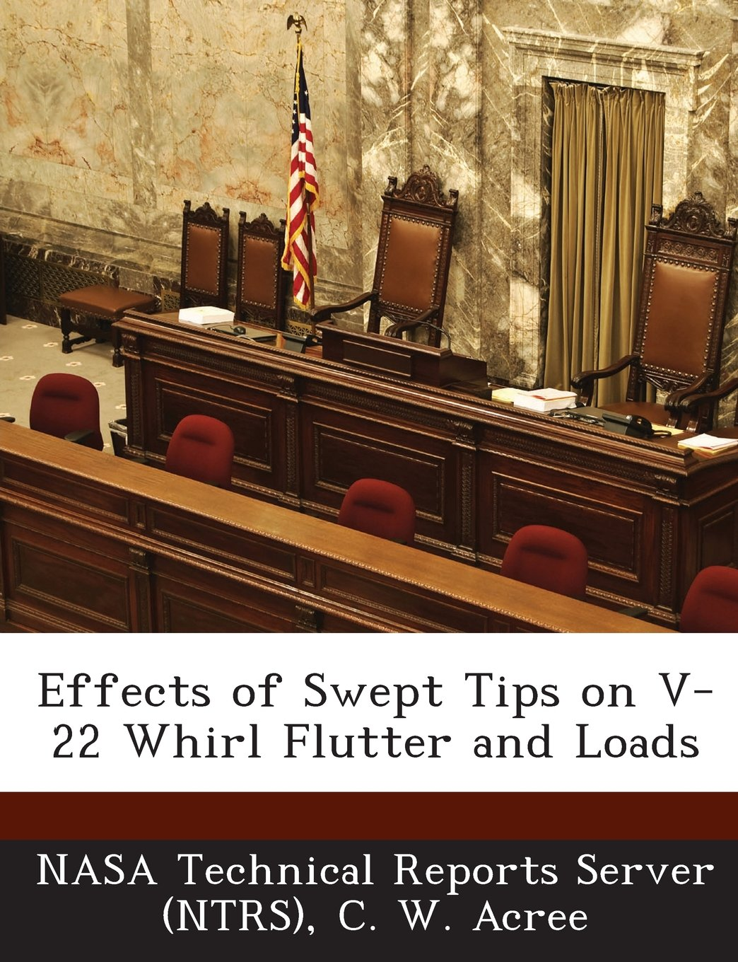 Effects of Swept Tips on V-22 Whirl Flutter and Loads: C  W