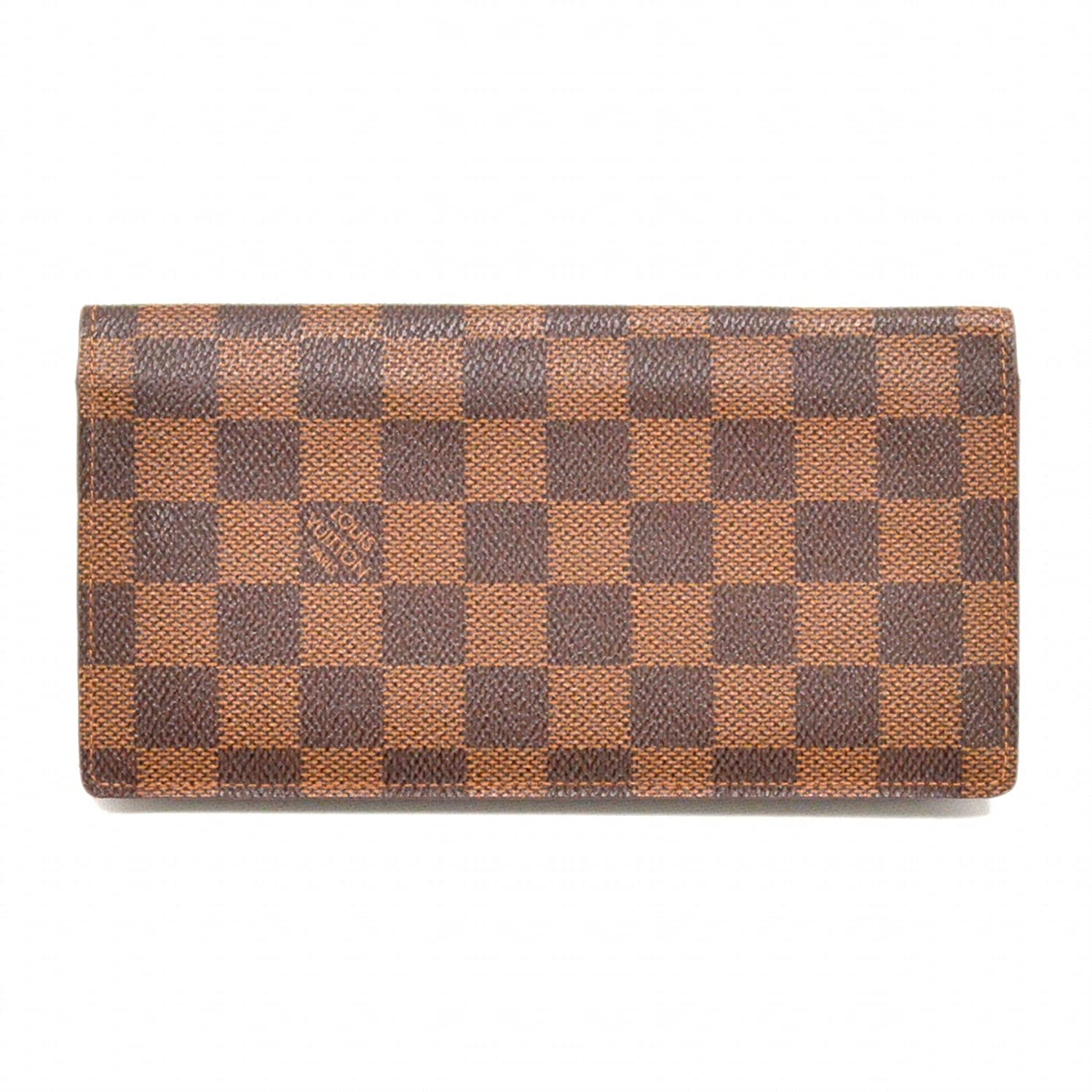 official photos 7841e 84537 ダミエ ブラザ ポルトフォイユ VUITTON LOUIS ルイヴィトン ...