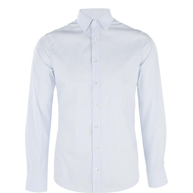 TALLA 42. Olymp - Camisa Formal - Rayas - para Hombre