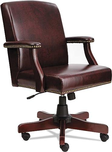 Alera ALETD4236 Traditional Series Mid-Back Chair
