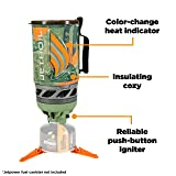 Jetboil Flash Camping Stove Cooking System, JetCam