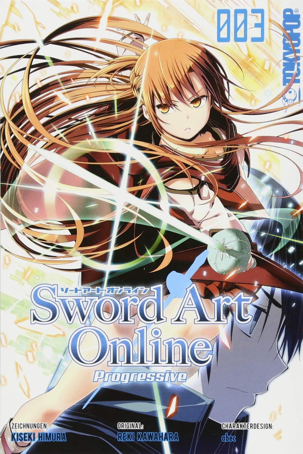 Sword Art Online - Progressive 03