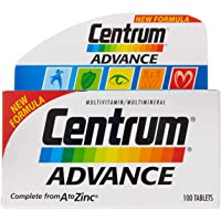 CENTRUM Advance, 100 ct