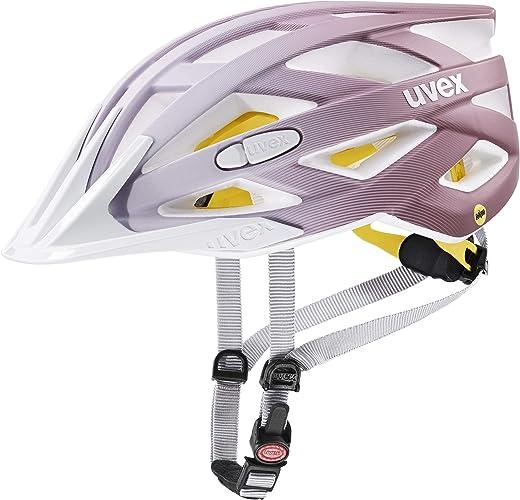 uvex Unisex– Erwachsene i-vo cc MIPS Fahrradhelm