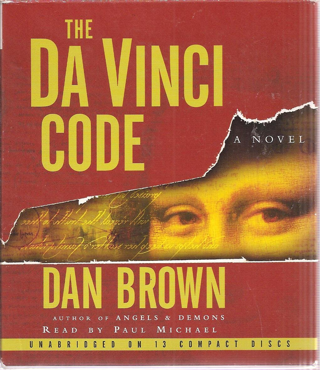 The da vinci code unabridged on 13 compact discs dan brown paul the da vinci code unabridged on 13 compact discs dan brown paul michael amazon books buycottarizona