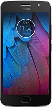 Motorola Moto G5s Gris Dual SIM XT1794: Amazon.es: Electrónica
