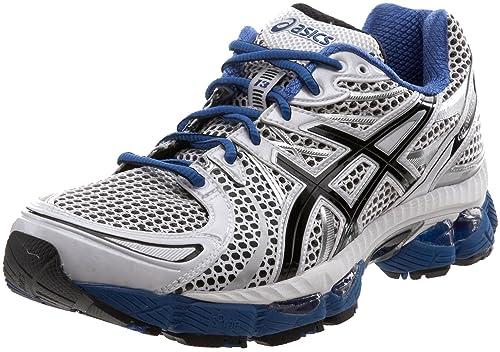 Asics Gel-Nimbus 13 del Hombre de Zapatillas de Atletismo: Amazon.es: Zapatos y complementos