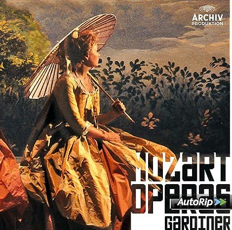 Mozart Operas   Gardiner: Amazon.co.uk: Music