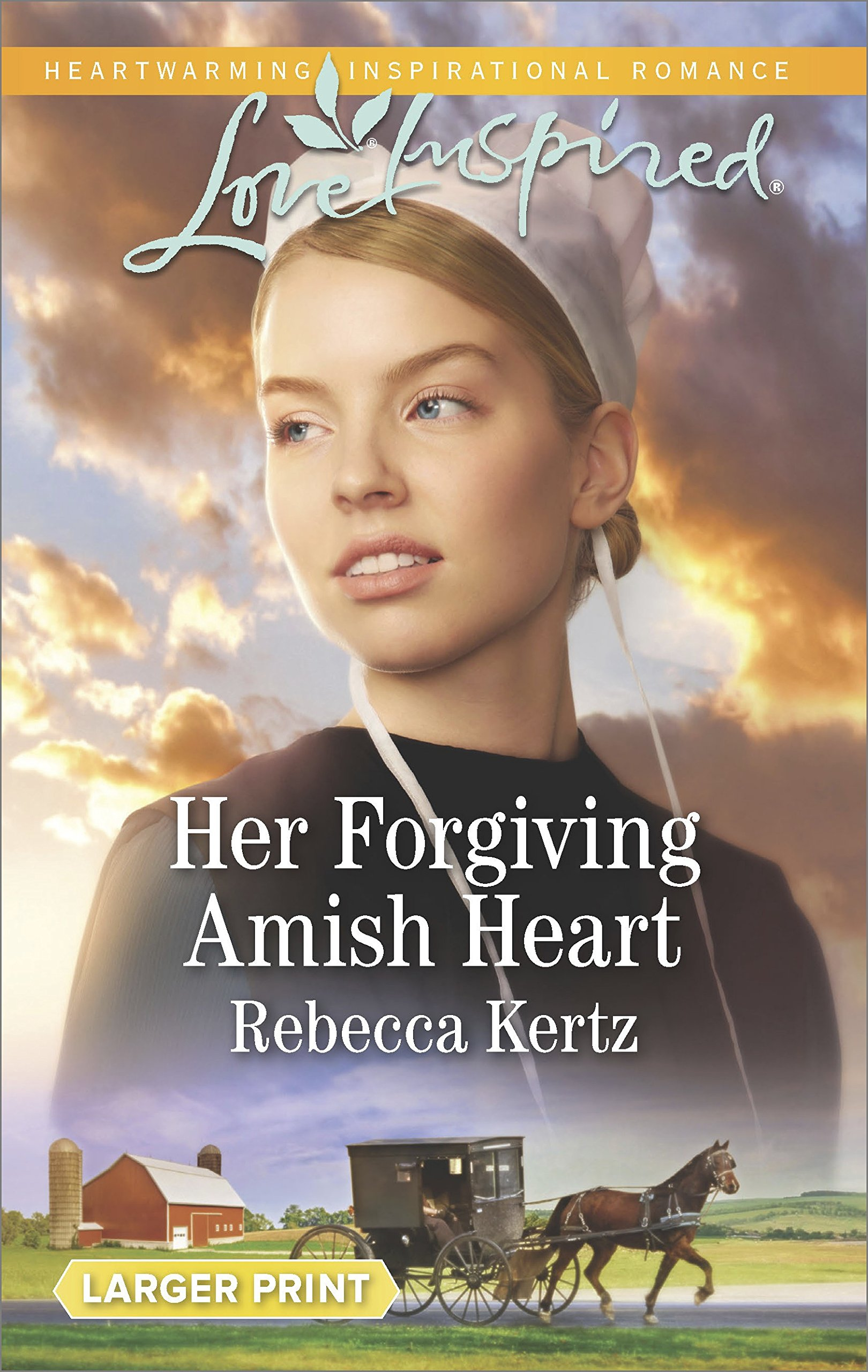 Her Forgiving Amish Heart (Women of Lancaster County)