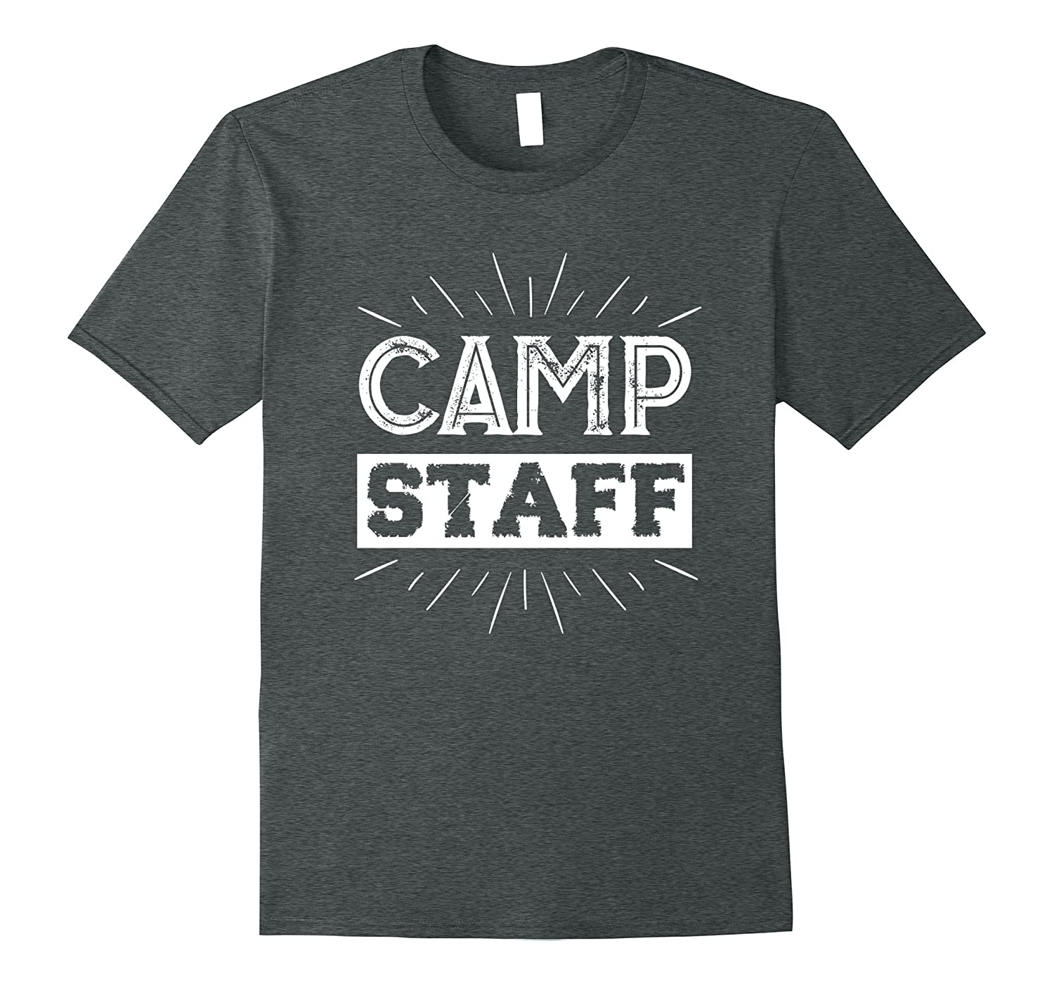 31a547f3b011 Summer Camp Counselor Staff T-Shirt funny Humor camping tee-Art ...