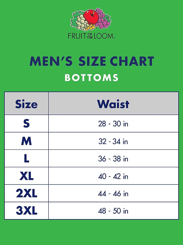 Fruit of the Loom Mens Active Cotton Blend Lightweight Boxer Briefs