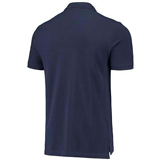 Nike FCB M NSW Pq Cre Camiseta, Hombre, Obsidian/Noble Re, 2XL ...