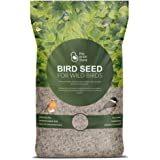 The Grain Store Bird Food No Mess Husk Free | Use in Garden Feeders | Less than £1.10 per Kilo | 20KG | Energy Rich Wheat Free Seed Mix for Less Mess & Stress