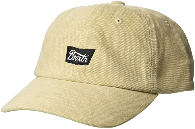 a2adf9e1 Amazon.com: Brixton Men's Stith LP Cap, Beige O/S: Clothing