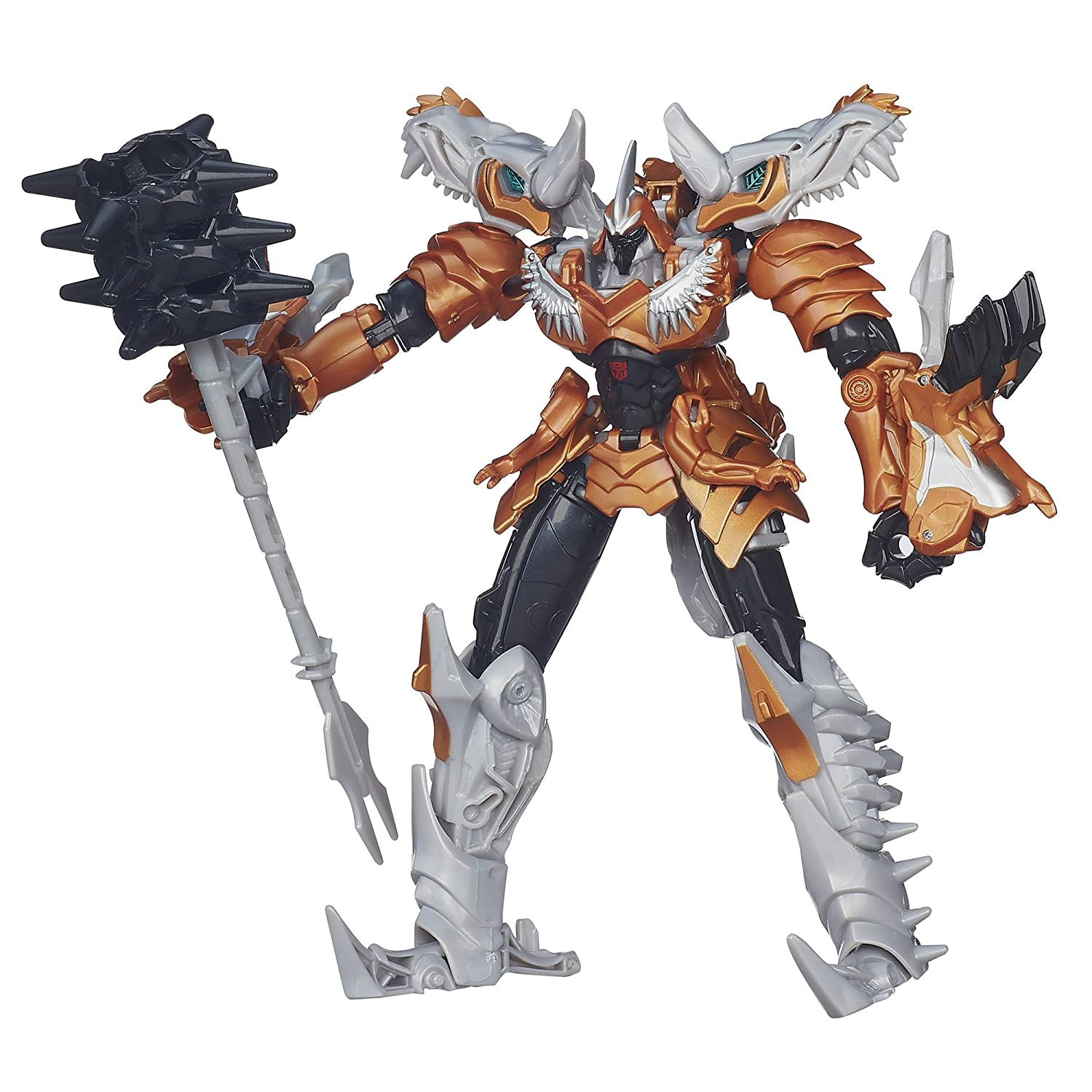 Transformers Age of Extinction Generations Voyager Class Grimlock Figure Hasbro A6515000