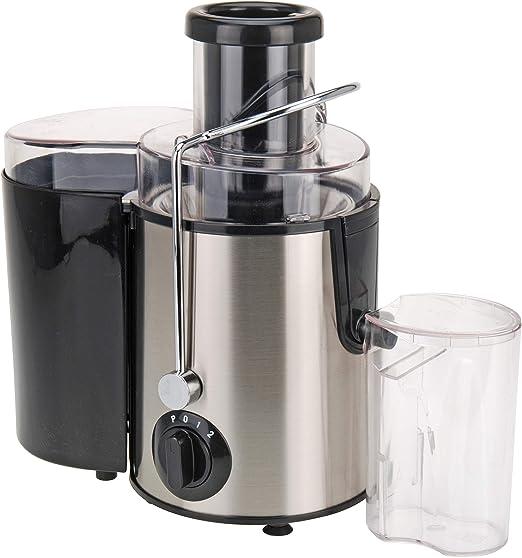 Licuadora para frutas y verduras, licuadora de centrifuga, con 2 ...